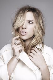 Scarlett Johansson - HQ Photoshoot for Elle November 2013