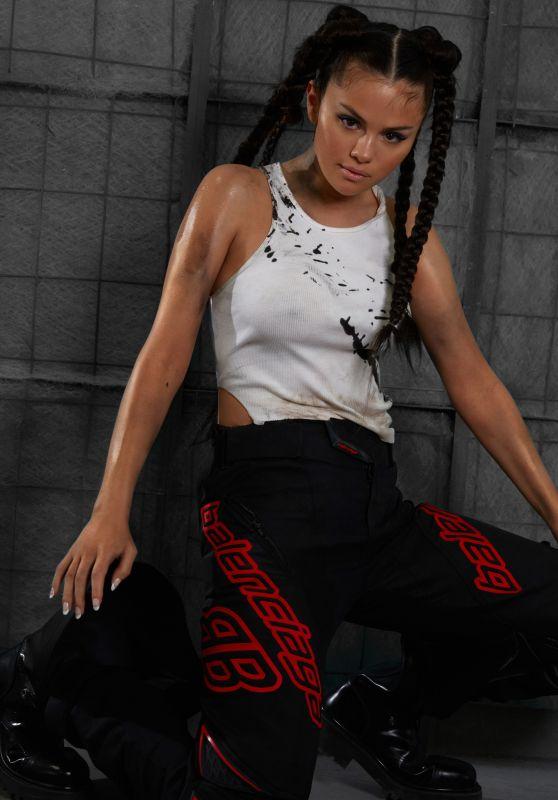 Selena Gomez Outfit - Interview Magazine 2020 (1)