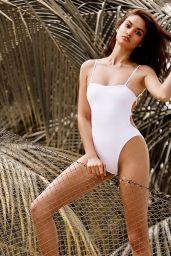 Shanina Shaik - Beach Bunny Swimwear 2020