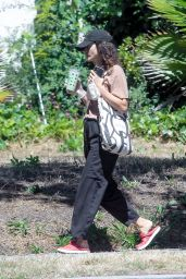 Shannyn Sossamon - Out in West Hollywood 05/21/2020