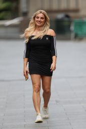 Sian Welby - Out in London 05/22/2020