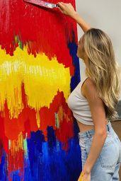 Sophia Stallone - Social Media Photos 05/29/2020