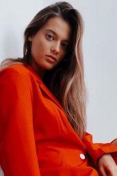 Taya Brooks - Lilly K FaceTime Shoot May 2020