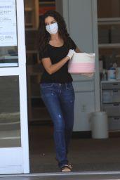 Terri Seymour in Denim Jeans 05/28/2020