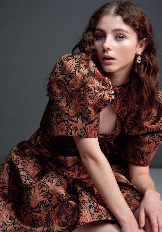 Thomasin McKenzie - Vogue UK 2020