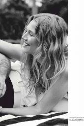 Toni Garrn - Vogue Magazine Germany June 2020 Issue
