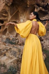 Tracee Ellis Ross - The Edit by Net-A-Porter May 2020 Cover and Photos