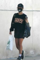 Vanessa Hudgens - Out in Los Feliz 05/30/2020