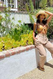 Vanessa Hudgens Outfit 05/17/2020