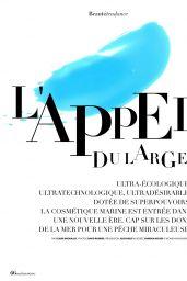 Vanessa Moody - Madame Figaro France 05/22/2020 Issue