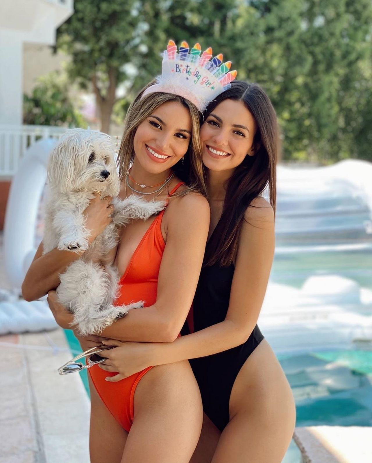Victoria Justice and Madison Reed - Social Media Pics 05