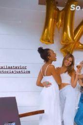 Victoria Justice - Personal Photos 05/31/2020
