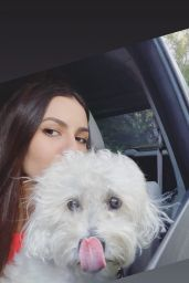 Victoria Justice - Social Media 05/04/2020