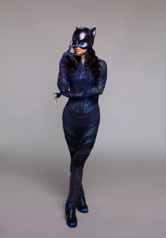 "Yvette Monreal - ""Wildcat"" Promo Pics in Stargirl Spring 2020"
