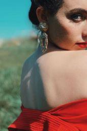 Adele Marie Heenan - Self Portrait Isolation Photoshoot 2020