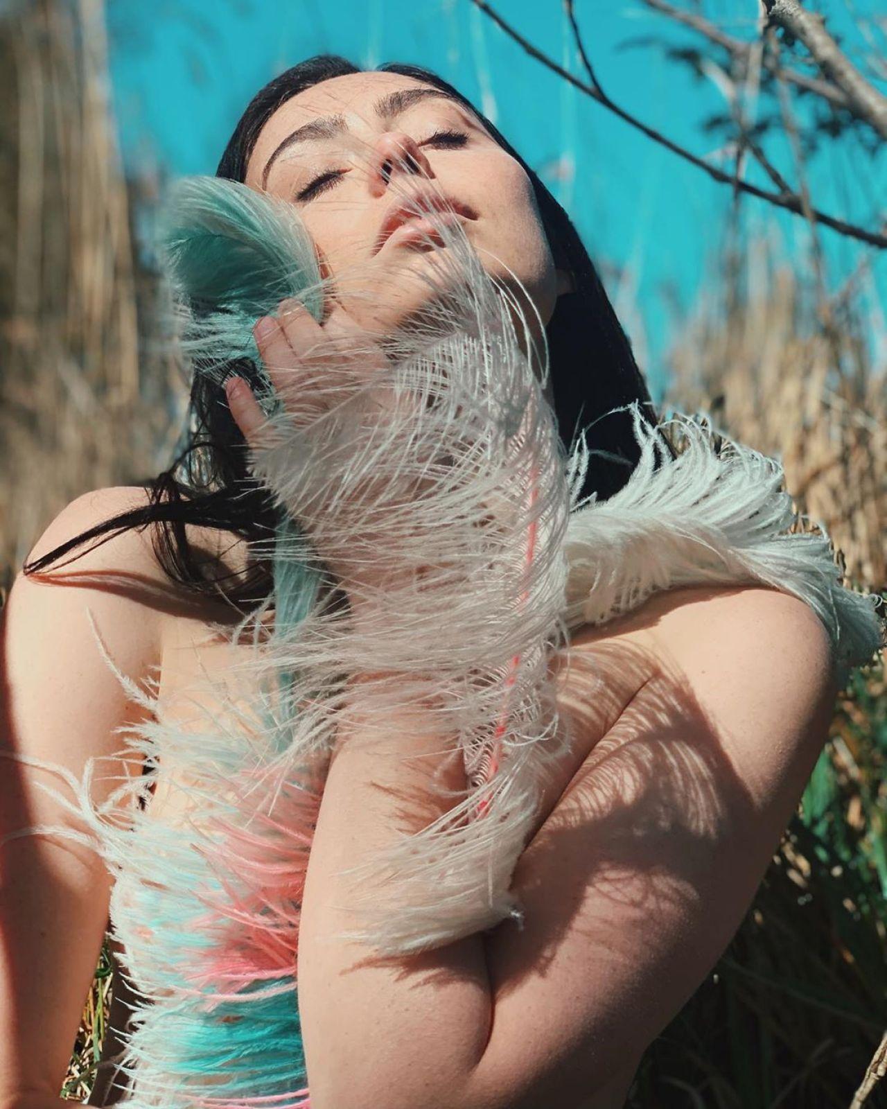 Adele Marie Heenan - Self Portrait Isolation Photoshoot ...