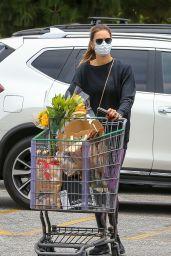 Alessandra Ambrosio - Shopping in Los Angeles 06/20/2020