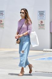 Alessandra Ambrosio Summer Style - Brentwood 06/23/2020