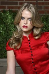 Alice Eve - Paper Magazine October 2007