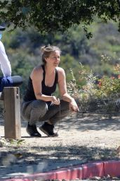 Alicia Silverstone - Out For a Hike in LA 06/07/2020