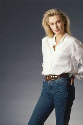 Alison Doody - Photoshoot 1989