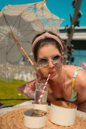 Amanda Cerny in Bikini 06/02/2020