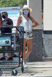 Amanda Cerny - Waiting in Line to Shop 06/03/2020