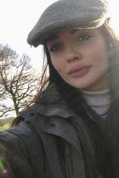 Amy Jackson - Social Media Photos 06/02/2020