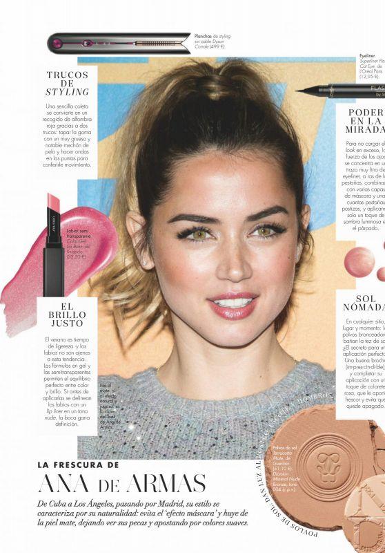 Ana De Armas - ¡HOLA! Fashion July 2020 Issue
