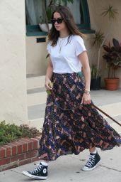 Ana De Armas in Casual Outfit - Santa Monica 06/17/2020