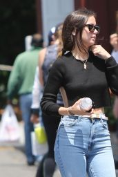 Ana De Armas - Shopping in Brentwood 06/27/2020