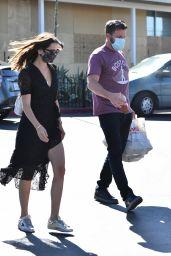 Ana de Armas - Shopping in Los Angeles 06/09/2020