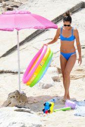 Ana Ivanovic in a Bikini - Beach in Mallorca 06/04/2020
