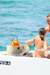 Ana Ivanovic - Relax on a Luxury Yacht in Mallorca 06/18/2020