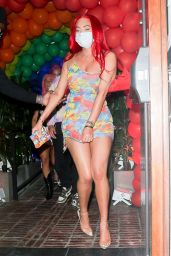 Anastasia Karanikolaou Night Out Style 06/27/2020
