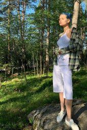 Anastasiya Scheglova – Personal Photos 06/08/2020