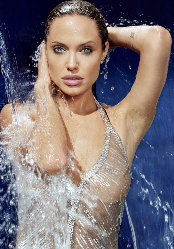 Angelina Jolie - Esquire Magazine Photoshoot 2004