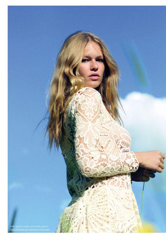 Anna Ewers - Vogue Magazine Paris July 2020 Issue