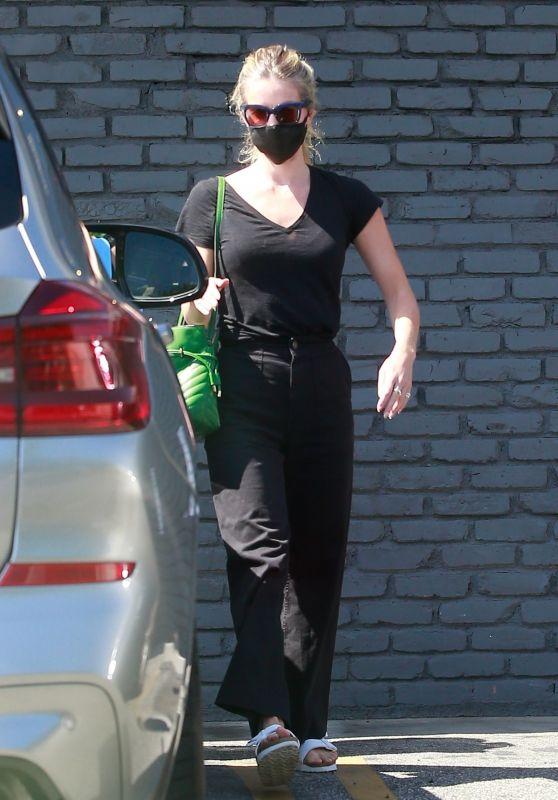 Annabelle Wallis - Out in Los Feliz 06/18/2020