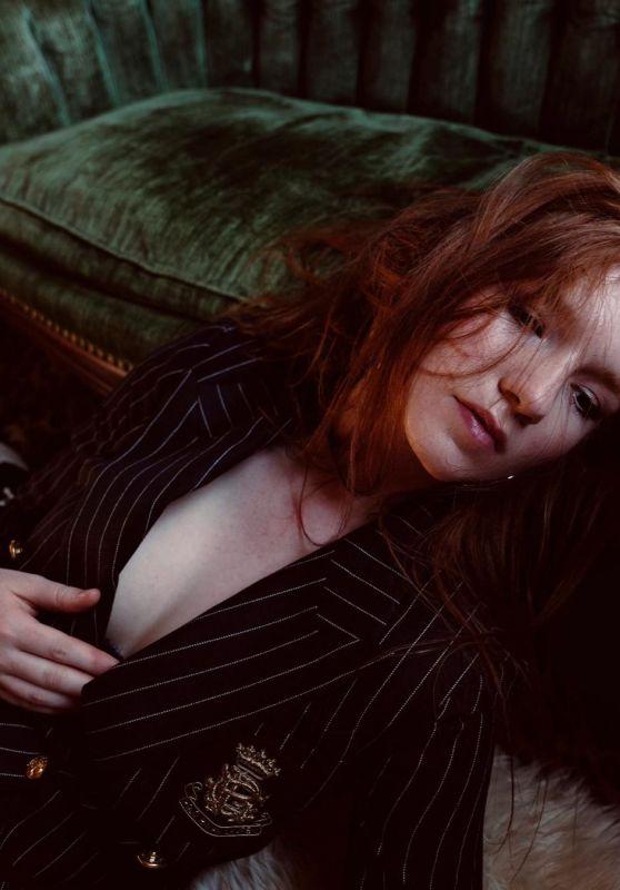 Annalise Basso - Self portraits June 2020