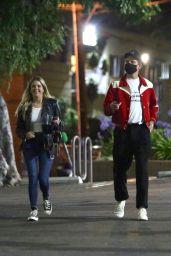 Ashley Benson - Out in Los Feliz 06/20/2020