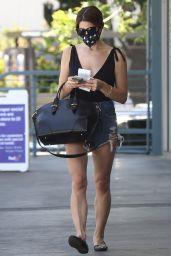 Ashley Greene - Out in LA 06/27/2020