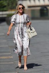 Ashley Roberts - Leaving Heart Radio in London 06/01/2020