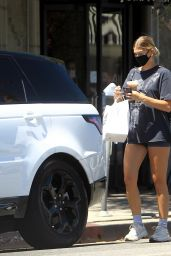 Ashley Tisdale - Outside Joan