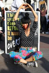 Bai Ling - Protest in Los Angeles 06/04/2020