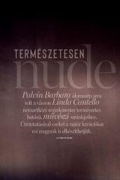 Barbara Palvin - Marie Claire Magazine Hungary January/February 2020