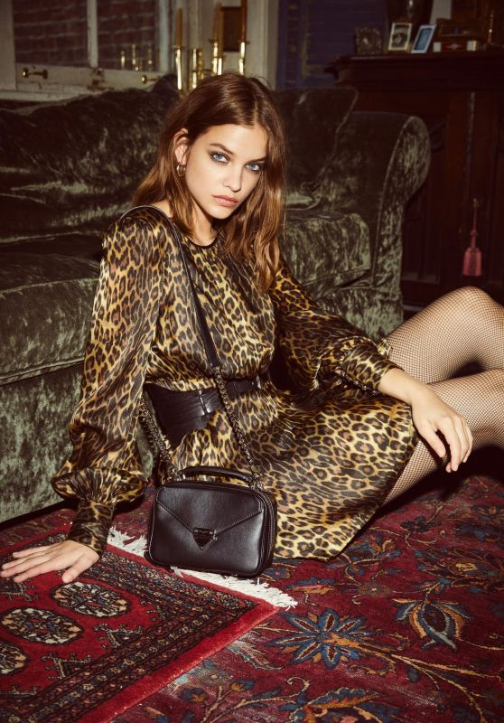 Barbara Palvin – The Kooples AW19 Campaign 2019 More Photos