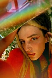 Bella Thorne - Facetime Photoshoot For Fox 06/08/2020
