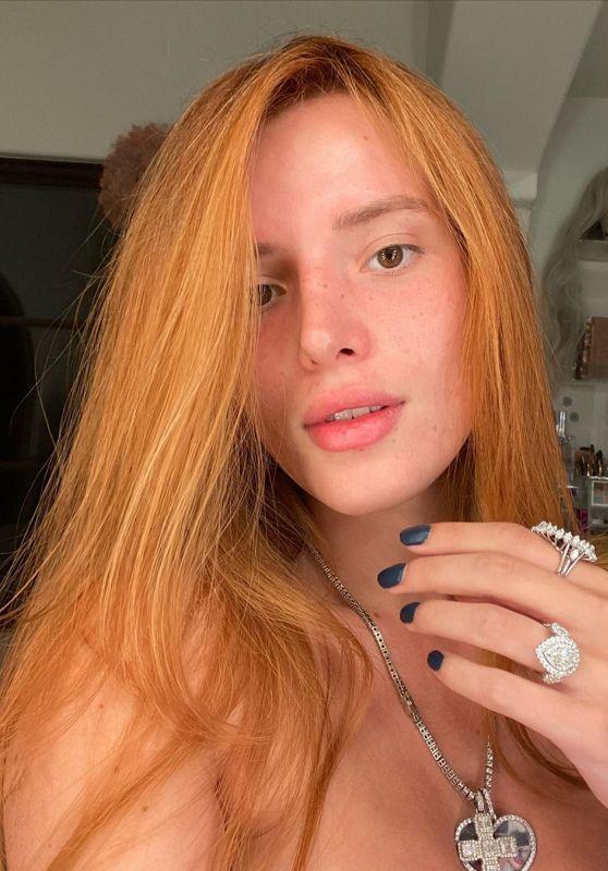 Bella Thorne - Social Media Photos 06/18/2020