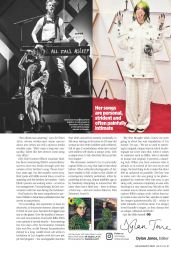 Billie Eilish - GQ UK July 2020 Issue